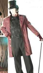 wille wonka charlie and the chocolate factory fantasy roleplaying costume