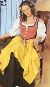 miss barmaid historical roleplaying fantasy costume