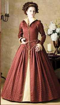 bess throckmorton historical reproduction roleplaying costume clothing