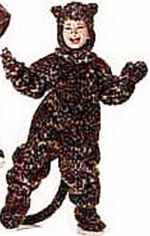 childs cat animal roleplaying halloween fantasy costume