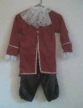 Child Mozart Costume