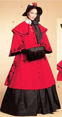 dickensian dress roleplaying fantasy christmas costume