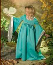 girl medieval princess fantasy costume
