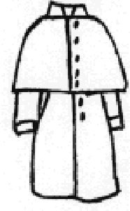 civil war greatcoat 1861 historical roleplaying costume