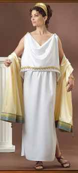 miss ancient greek noblewoman historical fantasy costume