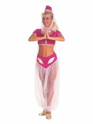 i dream of jeannie roelplaying fantasy costume