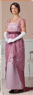 lady mary crawley downton abbey historical roleplaying costume