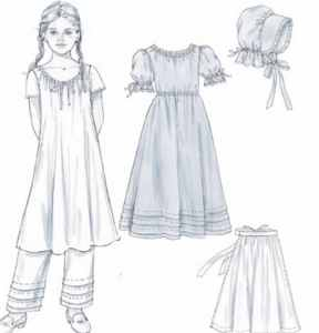 laura ingalls wilder frontier girl historical roleplaying fantasy costume