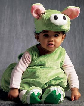 little pig toddler infant costume