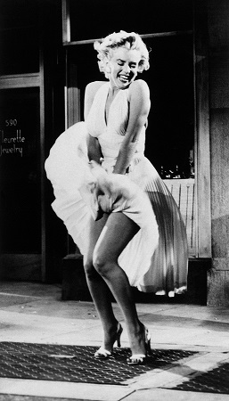 marilyn monroe seven year itch                dress for sale at imagine raiment