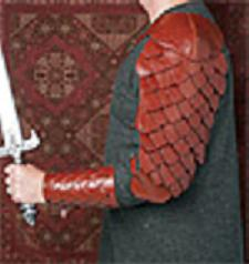 medieval armor accessories roleplaying cosplay costume