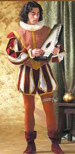 elizabethan courtier sir walter raleigh historical roleplaying costume clothing