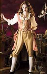 pirate queen bucaneer historical roleplaying fantasy costume