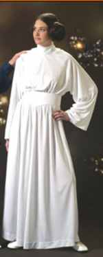 miss princess leia roleplaying fantasy costume