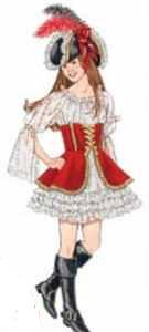 reformation cuties roleplaying fantasy costume clothing