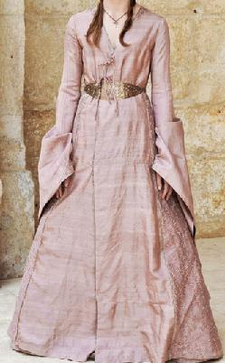 sansa stark dress gown roleplaying cosplay costume