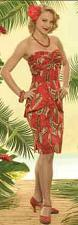 dorothy lamour sarong miss womens halloween costume