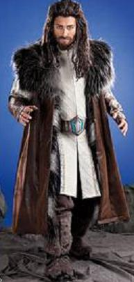 thorin oakenshield roleplaying costume