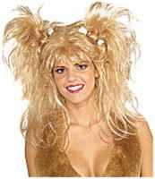 cave woman wig roleplaying fantasy costume wig